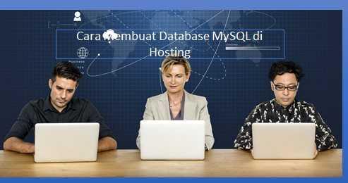 Cara Membuat Database MySQL di Hosting
