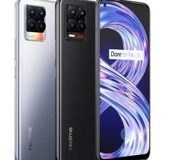 Realme 8 5G ponsel 5G termurah