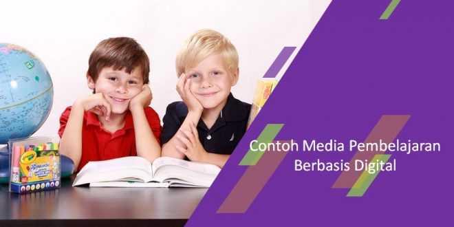 Contoh Media Pembelajaran Berbasis Digital
