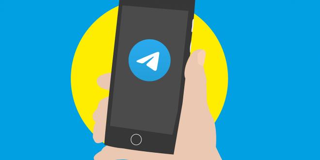 cara mencari teman di Telegram